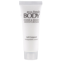 Eco Fresh Hand & Body Moisturiser 30Ml X 50