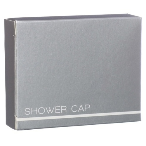 Silver Boxed Shower Cap 500 pieces