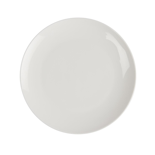 Lumina Fine China Round Coupe Plates 152Mm
