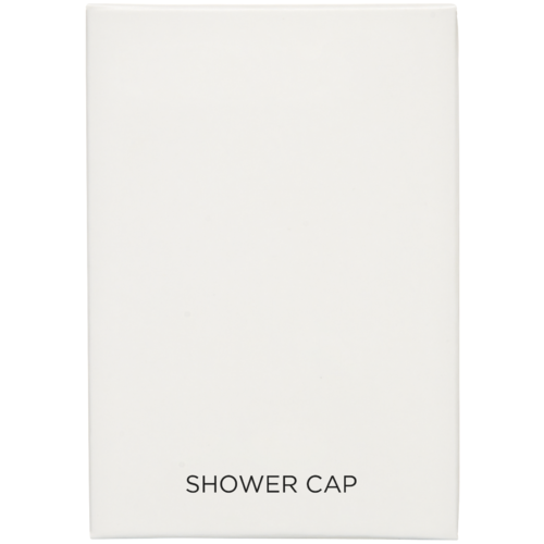 White Boxed Shower Cap 250 Pieces