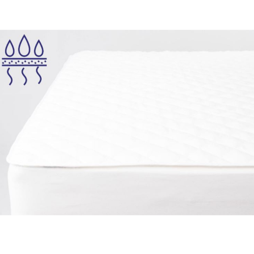 Deluxe Waterproof Fitted Mattress Protector