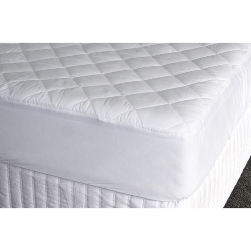 Alliance Quilted Fitted Mattress Protector Long Single