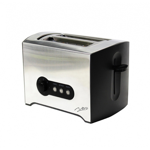 Stainless Steel Toaster 2 Slice x 1