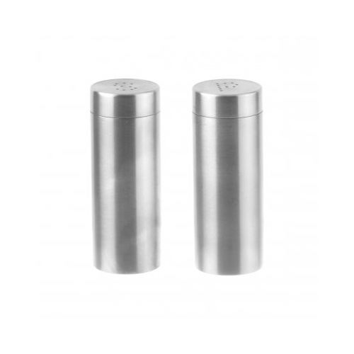 Chef Inox 10Mm Salt & Pepper Shaker Pair x 6