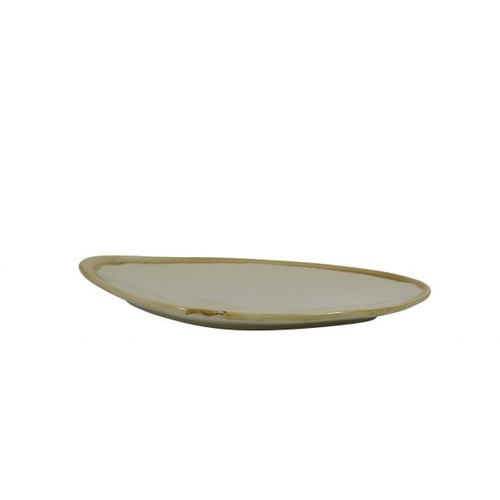 Coast Sand Dune Triangular Narrow Plate 290mm x 4