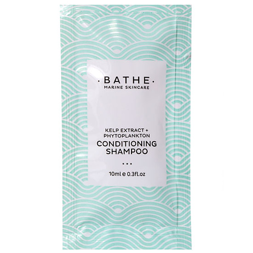 Bathe Marine Conditioning Shampoo Sachets x 500