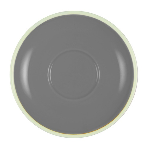 Brew Saucer French Grey for Flat White & Long Black x 6
