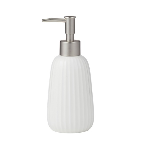 Lena Ceramic Soap Dispenser