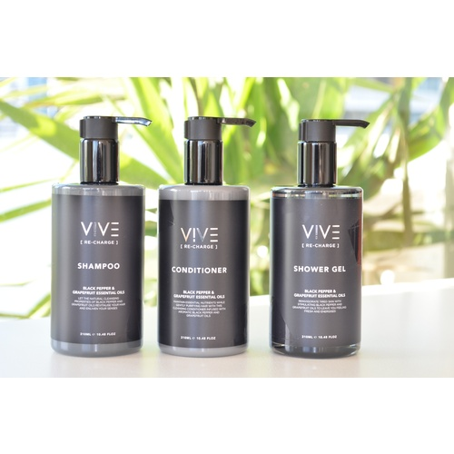 Vive [Re-Charge] Shampoo 310ml