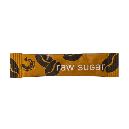 Cafe Style Raw Sugar Sticks (2000 Portions)