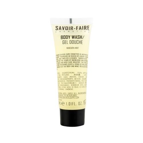 Savoir-Faire Body Wash 30ml x 50