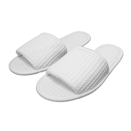 Waffle Weave Guest Slippers 28.5Cm