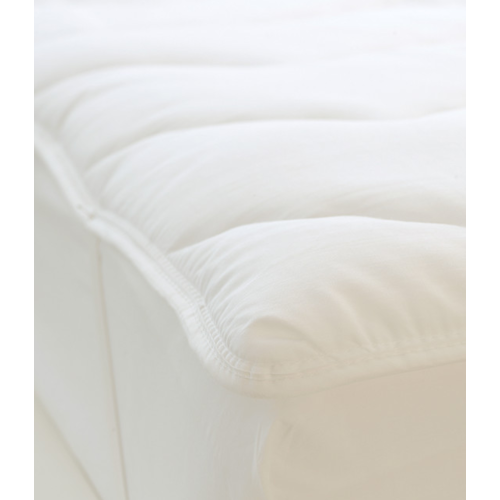 Strapped Cotton Quilted Mattress Protector 100Gsm