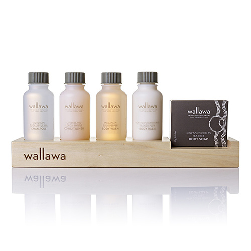 Wallawa Mini Pack With Tray (Boxed Soap)