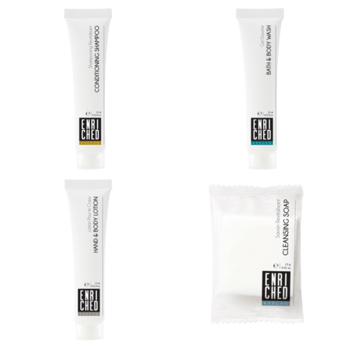 Enriched Guest Amenities 15Ml Pack (250)