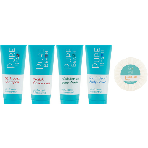 Pure Beach 25Ml Pack (400 Pieces)