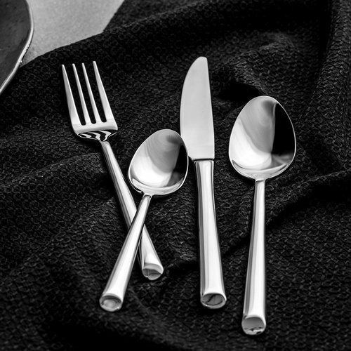 Beautiful Classic Forged Dining Fork X 10